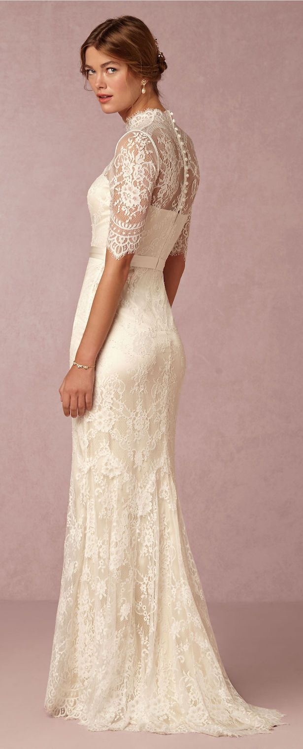Contemporary Sian Gown Bhldn Festooning - Images for wedding gown ...