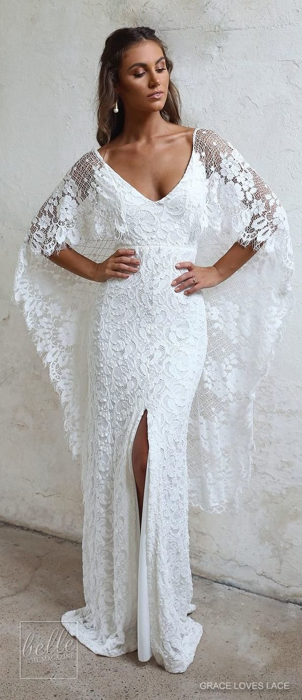 Wedding Dresses : Rustic wedding dress by Grace Loves Lace ...